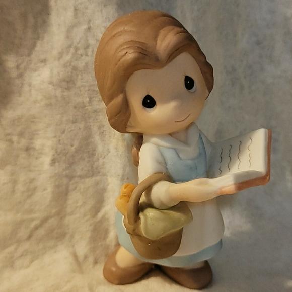 Princess Belle Precious Moment Figurine